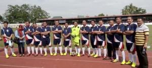 DPRD Tim Eksibisi Penutupan Gubernur CUP