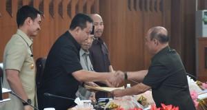 Bahas Lima Ranperda Inisiatif, DPRD Bentuk Dua Pansus