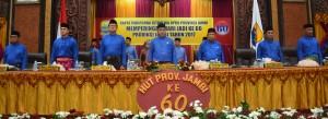 Harapan Dewan di HUT ke-60 Provinsi Jambi