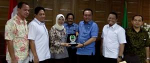 AKD DPRD Provinsi Jambi Studi Banding ke Jabar