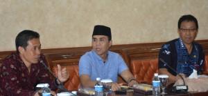 DPRD Muba Belajar Pengelolaan Dana BLUD ke DPRD Provinsi Jambi