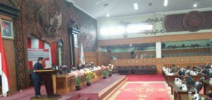 Sembilan Fraksi Soroti LKPj Gubernur Jambi 2017