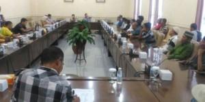 Komisi III Tampung Aspirasi Nelayan Danau Sipin