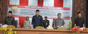 DPRD Gelar Paripurna Terkait Ranperda Pertanggungjawaban APBD