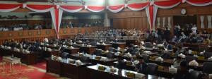 DPRD Dengarkan Penjelasan Pemprov Terkait Ranperda Pertanggungjawaban APBD