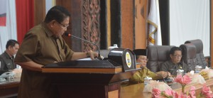 DPRD Pertanyakan Alasan Pemprov Jambi Ubah RPJMD