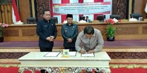 DPRD Setujui Ranperda Perubahan RPJMD Pemprov Jambi