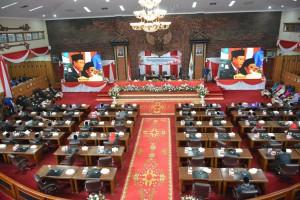 DPRD Sebar 1.436 Undangan Mendengarkan Pidato Presiden