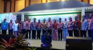Ketua DPRD Hadiri Rakernas Asosiasi DPRD Provinsi Seluruh Indonesia