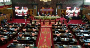 DPRD Gelar Rapat Paripurna Istimewa HUT Provinsi Jambi