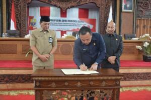 DPRD Setujui Ranperda Rencana Pembangunan Industri Provinsi Jambi