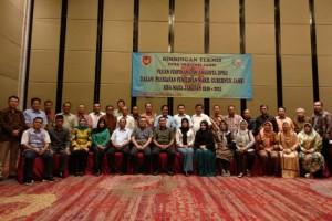 Pimpinan dan Anggota DPRD Pelajari Mekanisme Pemilihan Wakil Gubernur