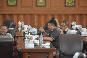 Dewan Minta Gubernur  Jambi Definitif Benahi Birokrasi