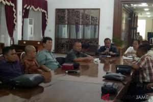 DPRD Minta Bappenas Lanjutkan Proyek Nasional di Jambi