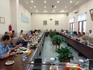 DPRD DKI Jakarta Sharing Pembentukan Ranperda Pendidikan Ke DPRD Jambi