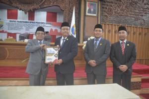DPRD Gelar Paripurna Penyampaian LKPj Gubernur Jambi 2018