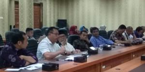 Pansus IV DPRD Konsultasi ke Kemendikbud Terkait LKPj Gubernur Jambi