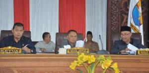 DPRD Deadline Partai Pengusung 34 Hari, Sampaikan Dua Nama Cawagub Jambi