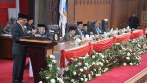 DPRD Jawab Tanggapan Gubernur Atas Lima Ranperda Inisiatif