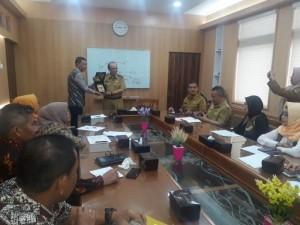 Komisi I DPRD Provinsi Jambi Study Banding Ke Inspektorat Jawa Barat