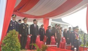 Hadiri Upacara Haornas Ke-36 Tahun, Ini Harapan Wakil Ketua Sementara  DPRD Provinsi Jambi
