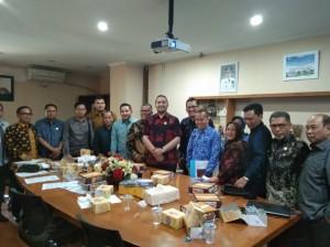 DPRD Provinsi Jambi Komitmen Genjot IKM Daerah