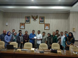 Komisi IV DPRD Provinsi Jambi Sambangi Diknas Jawa Barat