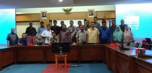 Konsultasi Pansus DPRD ke Litbang Kemendagri Kupas Ranperda Inovasi Daerah