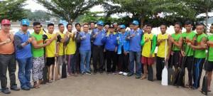 Burhanuddin Mahir: Lomba Perahu di Danau Sipin Diharapkan Mampu Tarik Minat Wisatawan