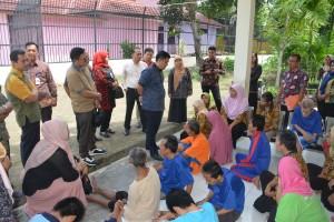 Komisi IV Tinjau Panti Harapan Mulya dan RSJD Provinsi Jambi