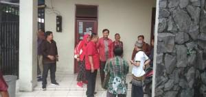 Ketua DPRD Tinjau Asrama Mahasiswa Jambi di Jakarta