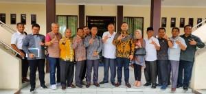 Percepat Inovasi Layanan Perpustakaan, Komisi I Studi Banding ke Jawa Timur