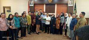 Optimalisasi Tugas AKD, Banmus dan Bapemperda Cari Masukan di DPRD Banten dan DKI Jakarta