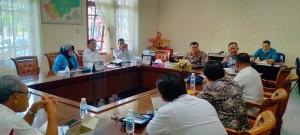 Jelang PON 2020, Komisi IV Hearing Bersama Dispora dan KONI