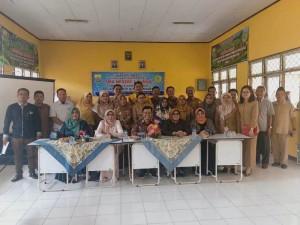 Komisi IV Kunjungi SMK Negeri 2 Bungo Yang Akan di Bangun  SMA Titian Teras