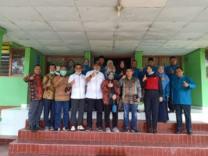 Komisi IV Mendukung SMK PP Lubuk Ruso Menjadi Sekolah Unggulan