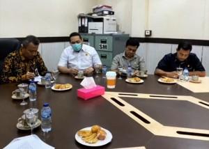 Kunker Ke Tanjab Barat, Wakil DPRD Provinsi Jambi Minta Pemkab Perketat Pengawasan di Pelabuhan