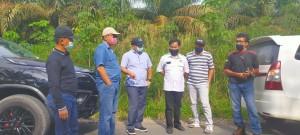 Pansus III Tinjau Peningkatan Jalan Simpang Pauh-Air Hitam
