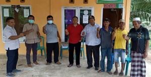 Pansus LKPj Komisi II Tinjau UPPB Sungai Melinau Merangin