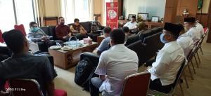 Pansus IV LKPj, Gali Informasi Realisasi Bantuan Anggaran dari Pemprov Tahun Anggaran 2019