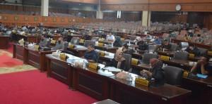 DPRD Bentuk Pansus Bahas Lima Ranperda Provinsi Jambi