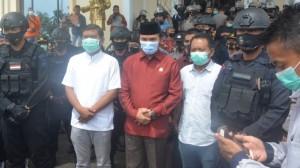 Aksi Unjuk Rasa Dibubarkan, Ketua DPRD: Kami Sudah Temui dan Siap Menerima Aspirasi