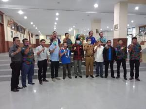 Dialog dengan KSPSI, DPRD Provinsi Jambi Teruskan Aspirasi ke Presiden dan DPR RI