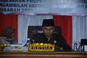 Ketua DPRD minta KPK Kawal Kegiatan APBD 2021