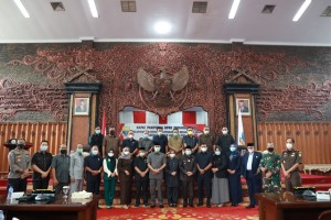 DPRD Gelar Paripurna Pengumuman Berakhirnya Masa Jabatan Gubernur Jambi