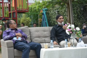 Jadi Pembicara Dialog Publik Permaja Raya, Edi Purwanto Minta tidak Menebarkan Politik Kebencian