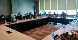 Studi Banding ke Sumsel, Pansus IV Dalami Tupoksi Gubernur di Bidang Kesejahteraan Rakyat