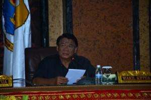 Waka DPRD  : Pemprov Harus Lebih Serius Tangani Covid-19