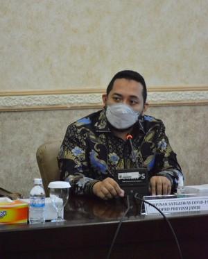 Pinto Jayanegara: Koordinasi Penanganan dan Vaksinasi Sangat Penting