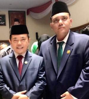 Kemas Alfarabi Apresiasi Kinerja Gubernur Al Haris